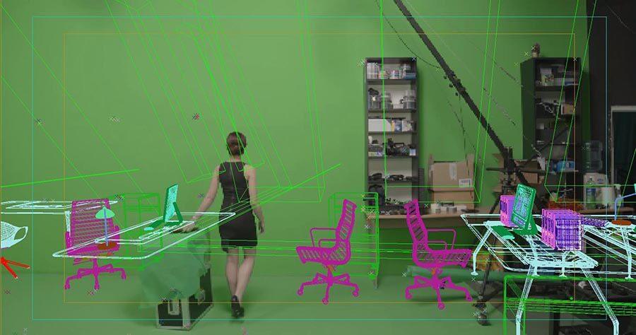 Animacje 3D budynku biurowego Poznańska 37, FS&P Arcus