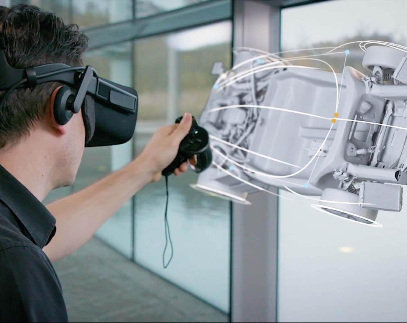 Wizualizacje real-time 3D